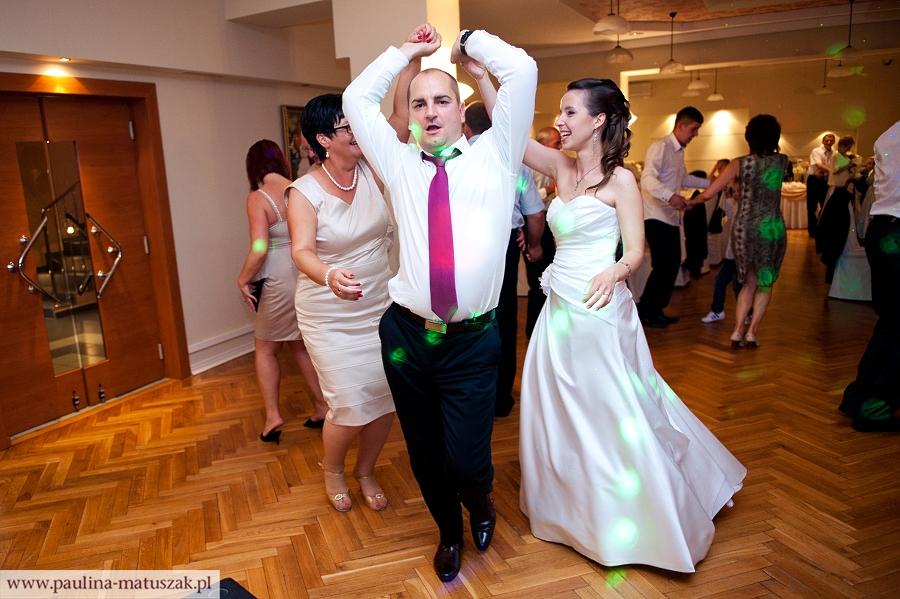 Agata i Damian sesja ślubna