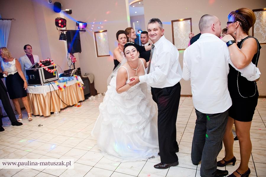 Joanna i Thomas fotografia ślubna Wągrowiec