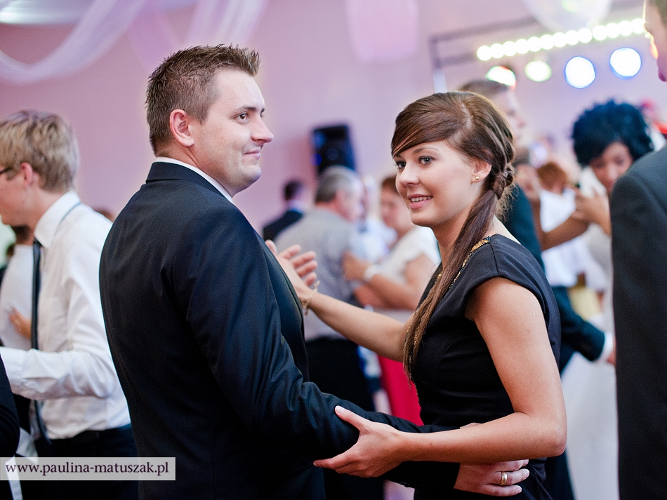 Marzena i Paweł fotografia ślubna Wągrowiec