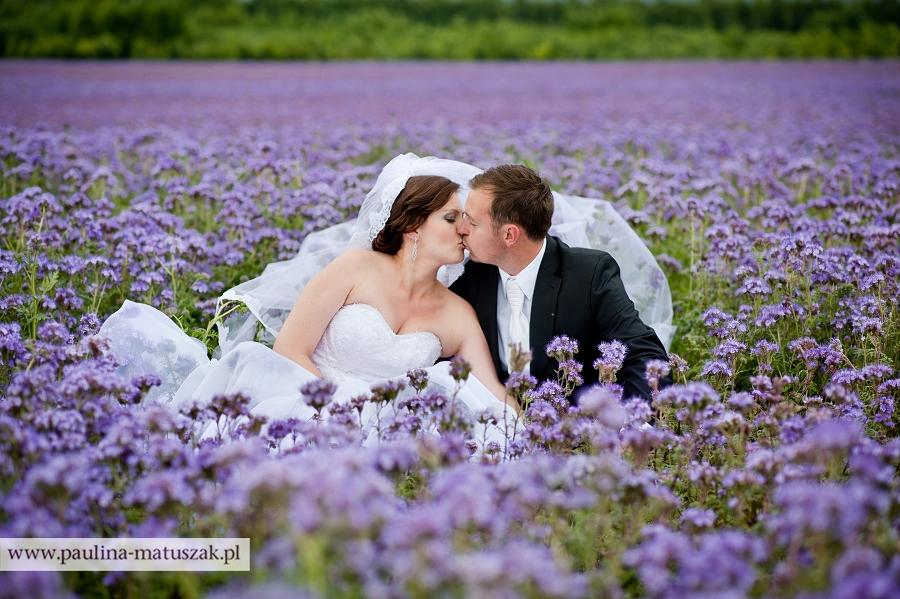 Patrycja i Szymon fotografia ślubna Wągrowiec