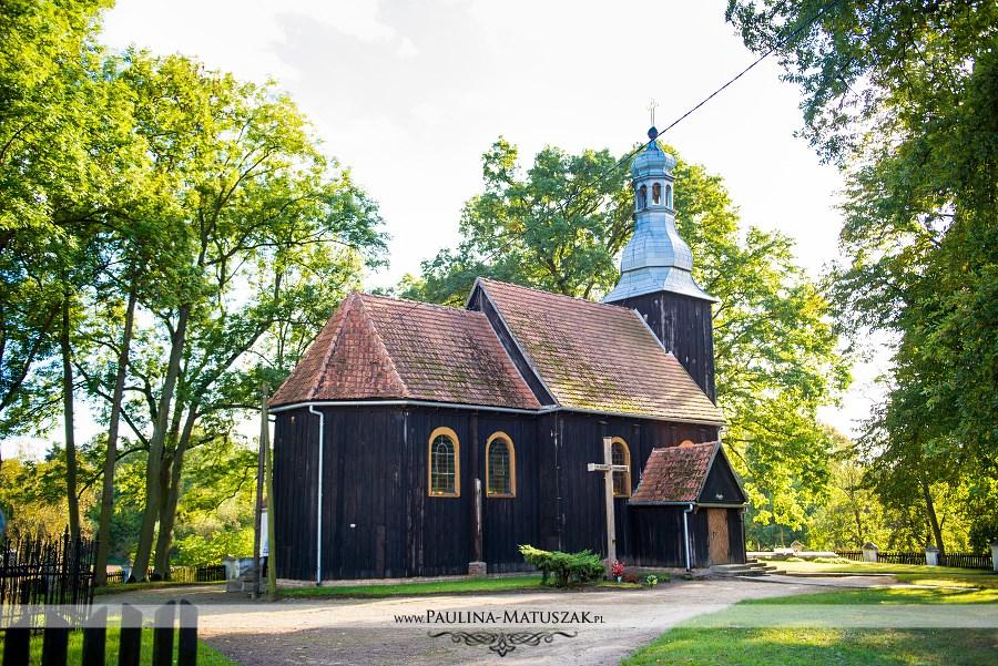 Kościół w Raczkowie