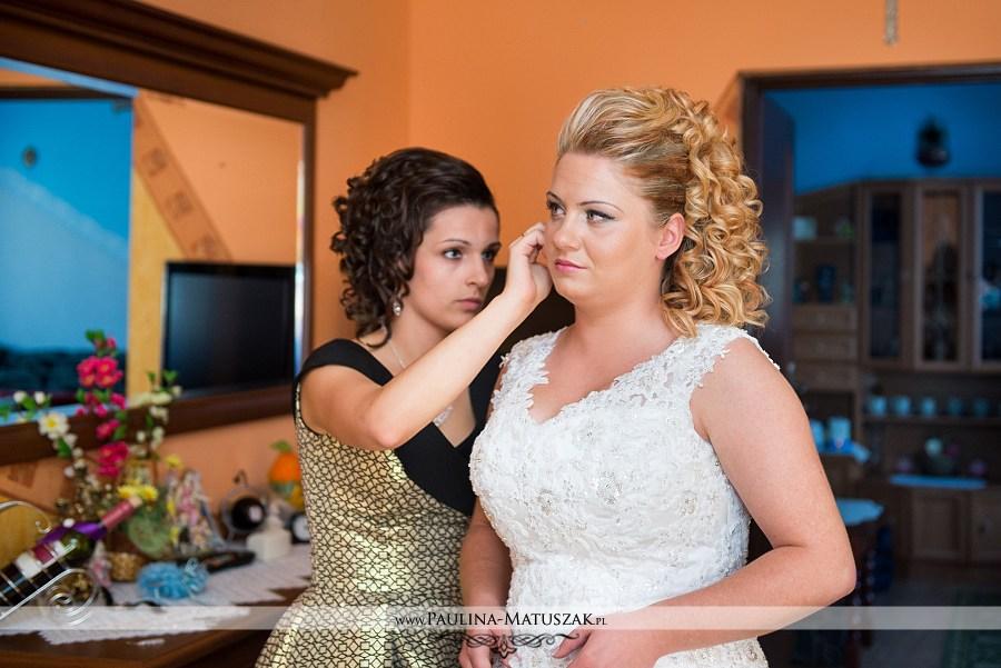 Przygotowana ślubne