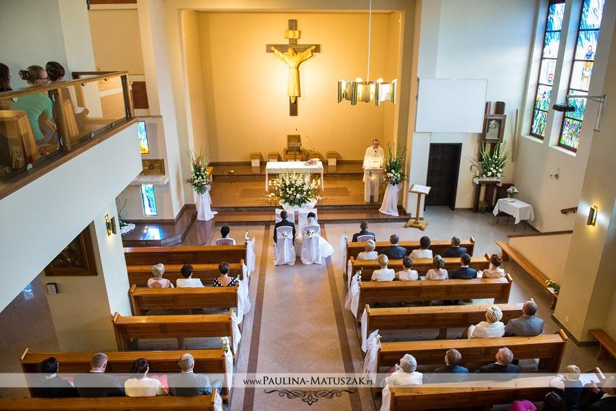 kościół Murowana Goślina Zielone Wzgórza